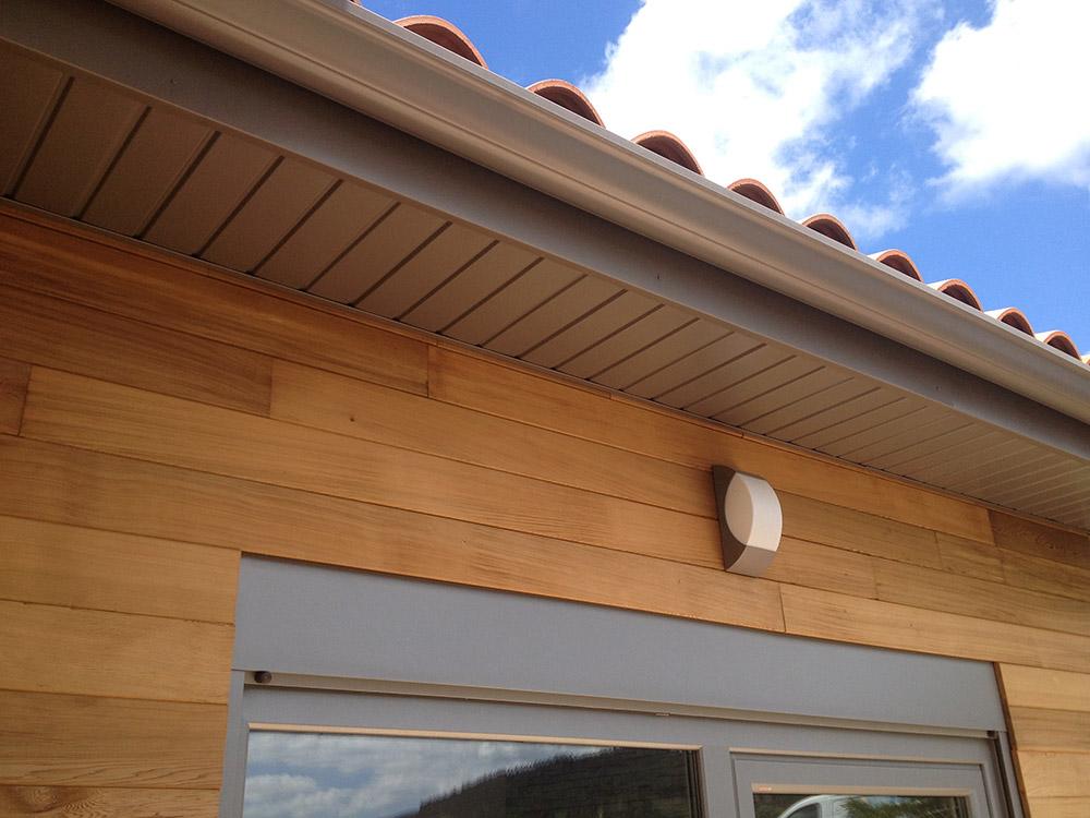 Falsos techos de aluminio para exteriores en madrid alacan - Falsos techos pvc ...